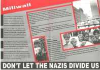 An anti-BNP leaflet from Tower Hamlets.