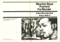 A booklet from the Newton Rose Action Committee.